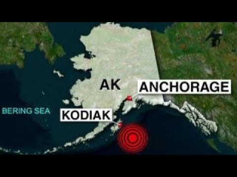 Quake prompts tsunami watches for West Coast