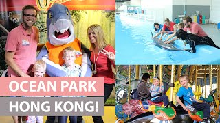 Ocean Park Hong Kong with Bree James - Thanks to Cairns Airport and Cathay Pacific