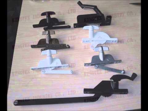 Ruedas Para Ventanas Correderas Window Roller Herrajes De Aluminio Youtube