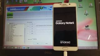 Galaxy Note 5: SM-N920T (T-Mobile) full convertd into SM-N920C with Official Firmware of the UAE