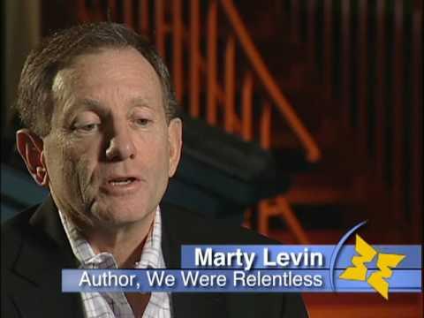 """Jordan Levin """" We Were Relentless """""""