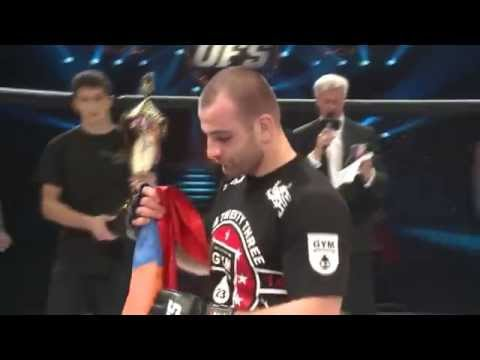 OFS-2:MMA.Artem Shokalo (UKR) Vs Grigor Ashughbabyan (ARM) HD