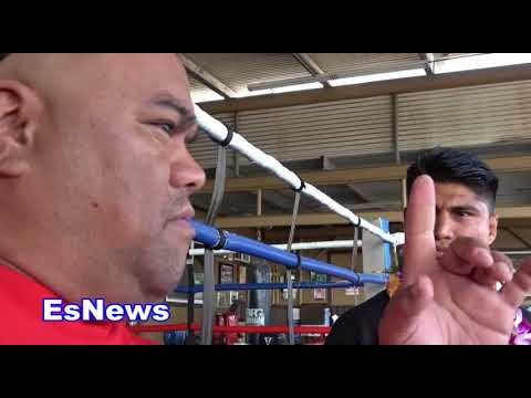 Mikey Garcia Reveals What He Looks At During His Fights EsNews Boxing