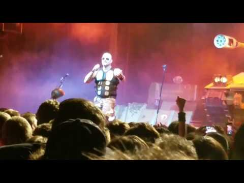 SILENCE, I KEEL YOU! Sabaton (Playstation Theater, nyc, 4/21/17)