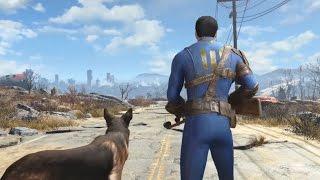 Fallout 4 - первый трейлер на русском