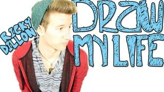 DRAW MY LIFE | RICKY DILLON