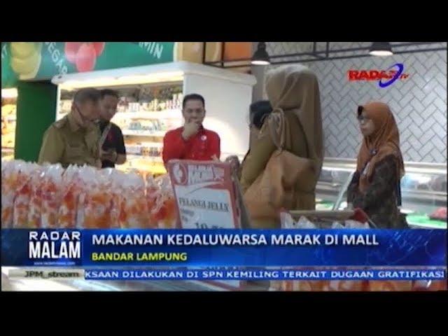 Sidak Makanan Di Mall Ternyata Banyak Yang Kadaluarsa