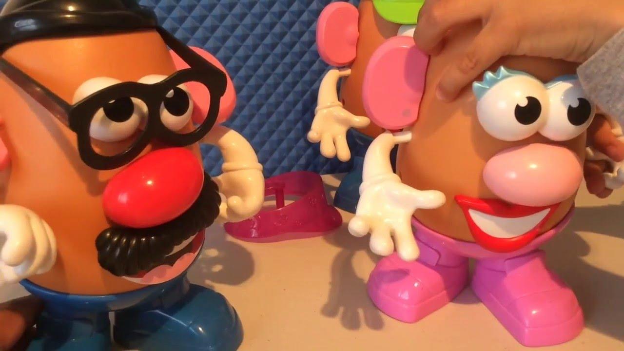 Cara De Papa Toy Story Armando A Los Senores Cara De Papa