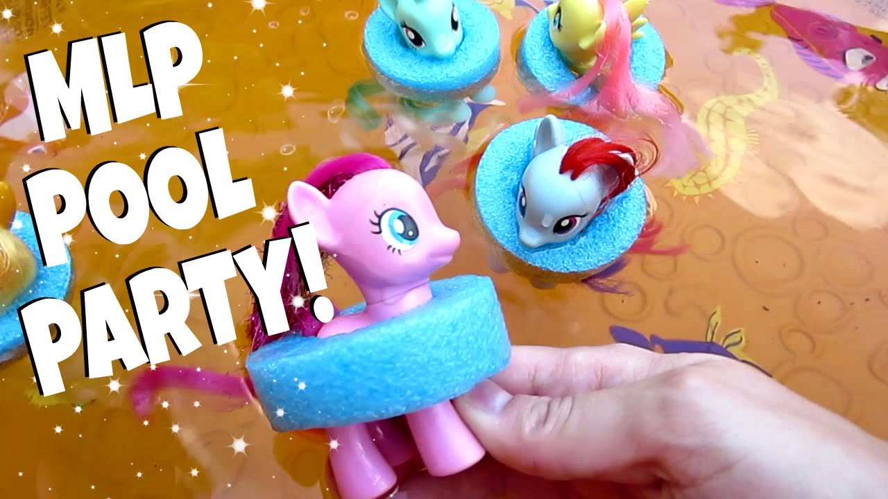 My Little Pony Pool Party Ep 5 Youtube