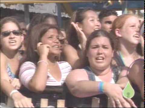 Backstreet Boys live MTV Summer Concert ''I Want It That Way'' 2001