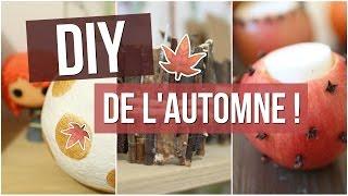 [ DIY n°10 ] : DIY DE L'AUTOMNE À FAIRE ABSOLUMENT ! thumbnail