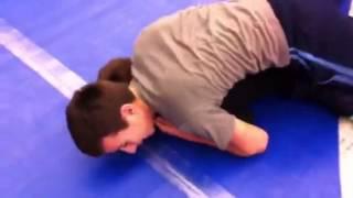 Wrestling boys Kent Vs Sam