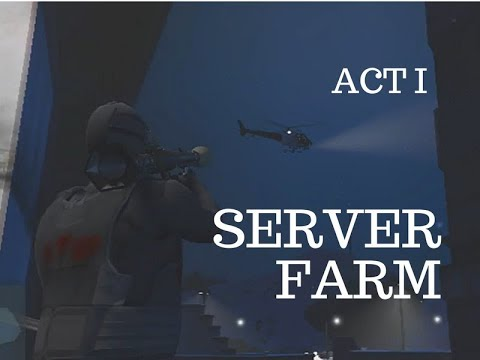 Gta 5 Online Mission Setup Server Farm Lester Youtube