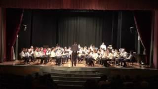Banda Juvenil UMCA - Laura-94 (Festival de Santa Cecilia 2016)