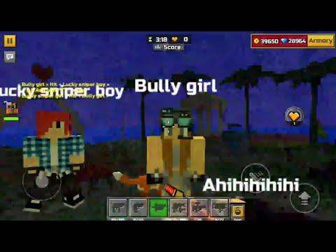 Me Vs A Bully Girl