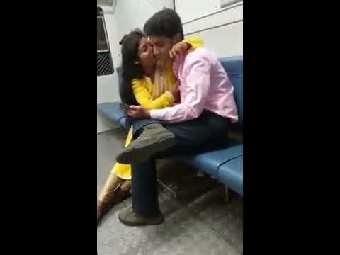 intimate scene in indian railways