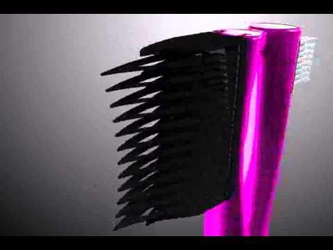 Hair dyeing brush youtube hair dyeing brush pmusecretfo Choice Image
