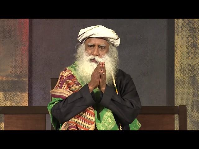 Sadhguru on Wisdom, Meditation & Bliss - Madison Square Garden - NYC