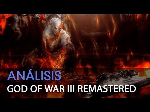 God of War III Remastered Análisis