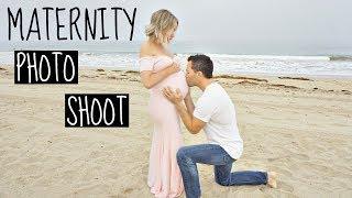 MATERNITY PHOTO SHOOT!