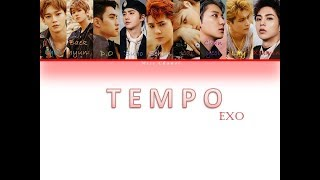 EXO (엑소) - Tempo [Lyric code Hang_Room_Eng]