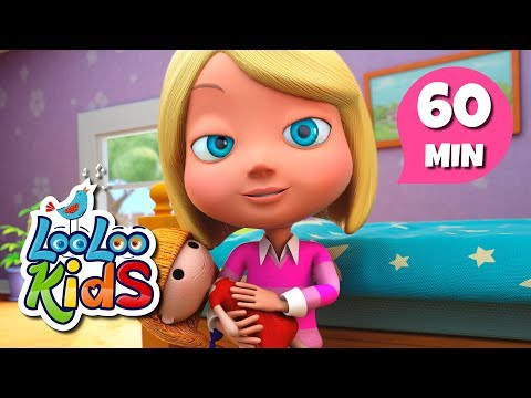 Miss Polly Had a Dolly -  THE BEST Songs for Children   LooLoo Kids