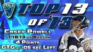 2013 Best Performances: #5 Powell