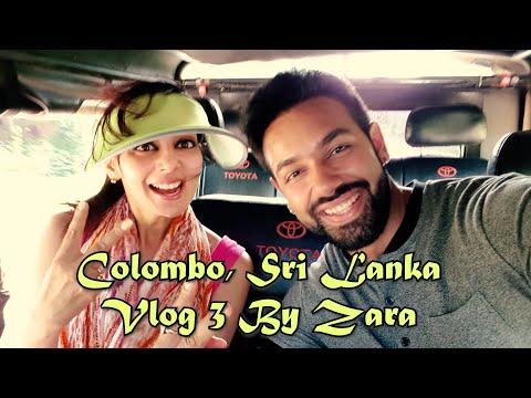 Colombo, Sri Lanka Trip - Vlog 3