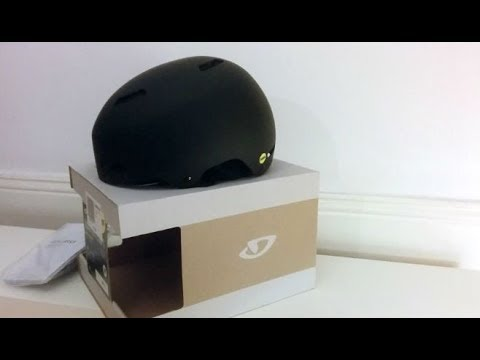 Giro Quarter FS MIPS cycling helmet (unboxing) - YouTube ea8c7f19d5eb0
