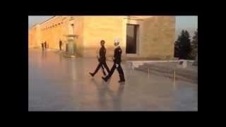 Anıtkabir'de Asker Nöbet Değişimi
