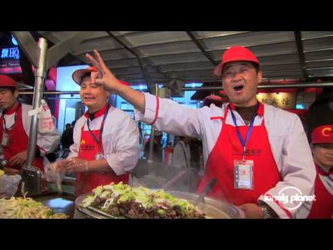 Donghuamen night market, Beijing - Lonely Planet travel videos