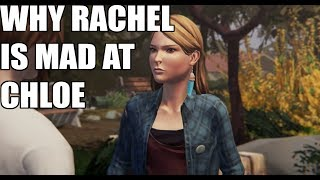 Life is Strange: Before the Storm Theory - Why Rachel is Mad at Chloe