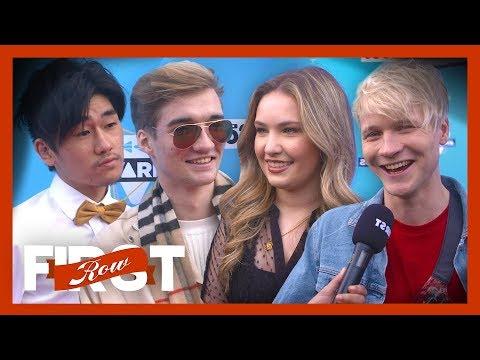 'Gamemeneer is niet echt een vlogger' VEED AWARDS 2019 | FIRST ROW