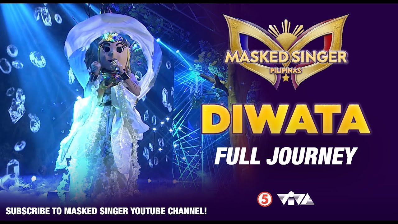 DIWATA's Full Journey (All Performances and Reveal)
