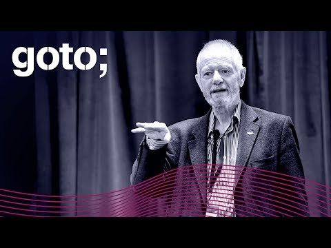 GOTO 2018 • The Do's and Don'ts of Error Handling • Joe Armstrong