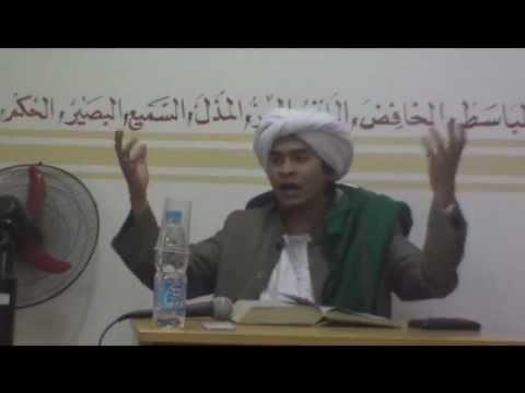 USTAZ SYED AHMAD FAIZ (USAF)- Manhaj Salaf Tafsir  الرحمن على العرش استوى.