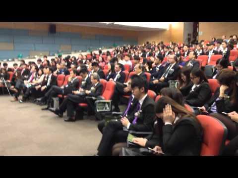 Alan Tang Talk  鄧尚志 Baptist University Geardent to Win 180416