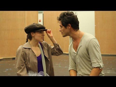 Ballet Prodigy Tiler Peck s Off Her Musical Side in