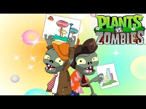 Plants vs. Zombies Animation : Imagination