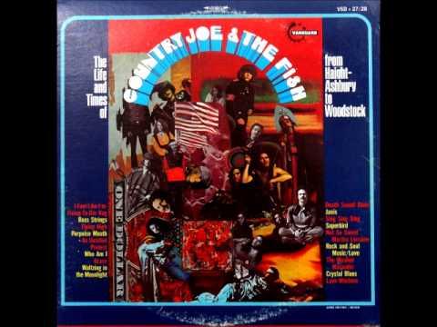 Country Joe & the Fish - Love Machine (live) mp3