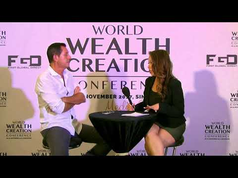 VENTURE CAPITAL for the FINTECH SECTOR 2018 & Impact of ICO's - Nicolas El Baze - WWCC Singapore