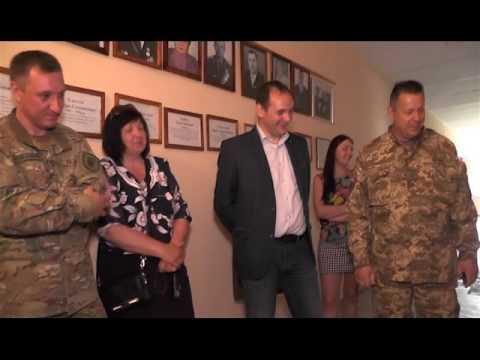 Вісник міського голови  Руслан Марцінків з колегами побували з допомогою у зоні АТО