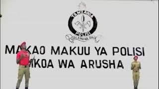 Nyimbo mpya ya maaskari wa jeshi la polisi wakisifia kazi yao na chamgamoto wanazo pata