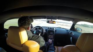 650HP 350Z FULLY BUILT TWIN TURBO TEST DRIVE