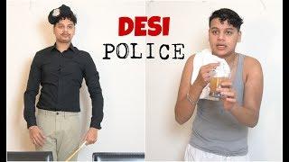 Desi Police Stations | Sunny Jafry