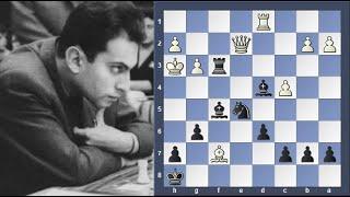 Roman Toran Albero vs Mikhail Tal: 1961