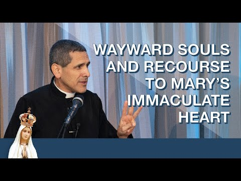 Wayward Souls and Recourse to Mary's Immaculate Heart by Fr. Michael Rodriguez