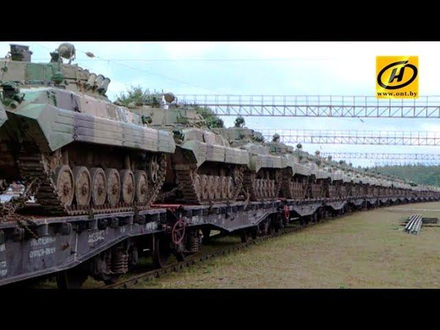Учение «Запад-2017»: российские войска покидают Беларусь