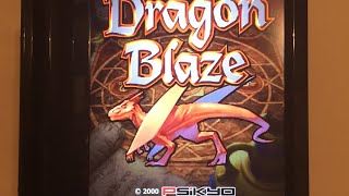 Dragon Blaze Nintendo switch game play portrait mode