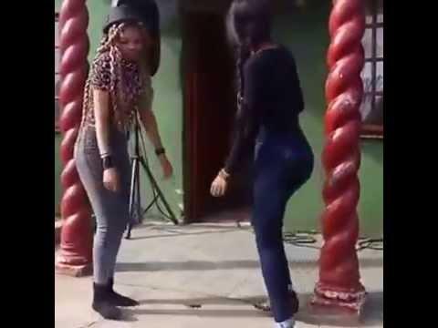 Durban Dance 2014 (Them Girls Angie Yowlander and Lee China Mbangiswana)